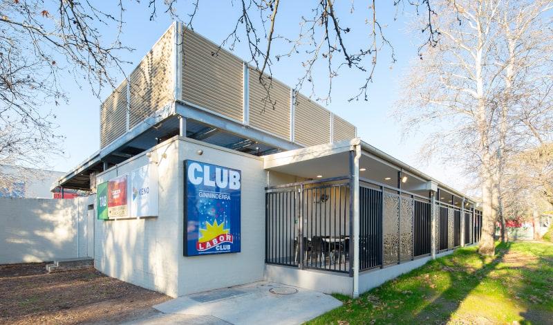 Ginninderra Canberra Labor Club