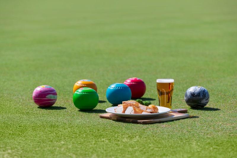 Weston Creek bowling green